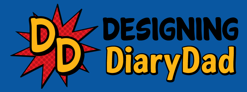 Designing DiaryDad