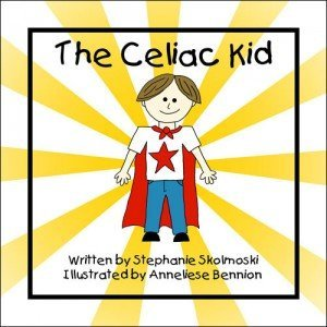 The Celiac Kid Book