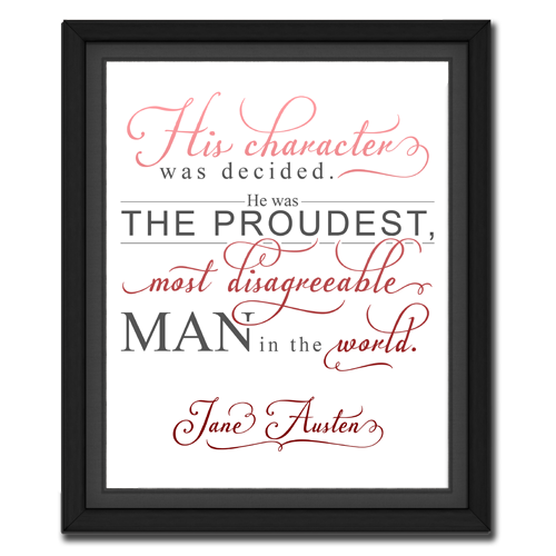 Character Red | Quotation Picture