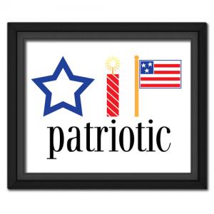 Patriotic Trio