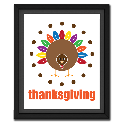Thanksgiving Circular