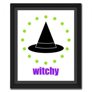 Witchy Circular