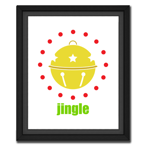 Jingle Circular Gold