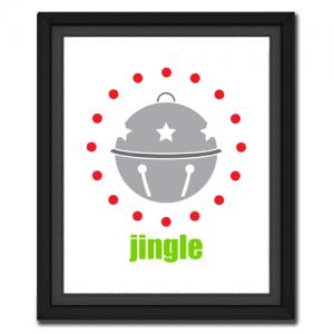 Jingle Circular Silver
