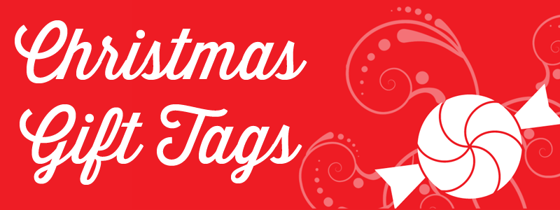 Freebie: Christmas Gift Tags