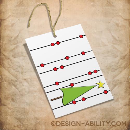 Christmas Gift Tags 2013