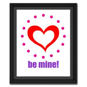 Be Mine Circular