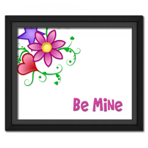Be Mine Floral