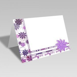 Daisy Spray | Purple | Integrity