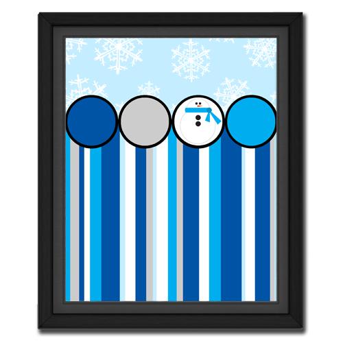 Snowman Parfait