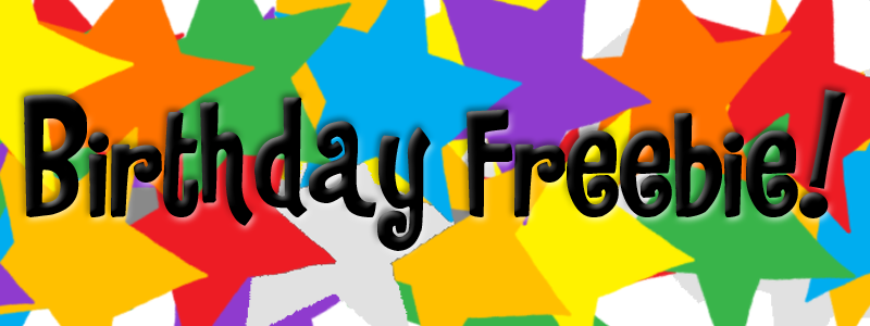 Birthday Freebie: Period Movie Quote Picture