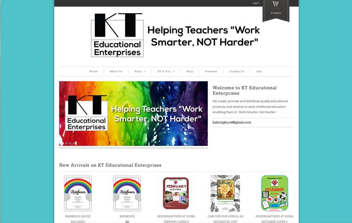KT Educational Enterprises