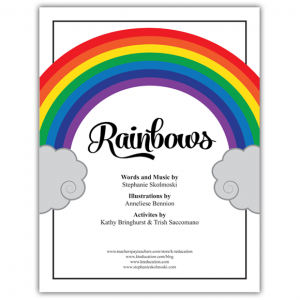 Rainbows Teacher Packet
