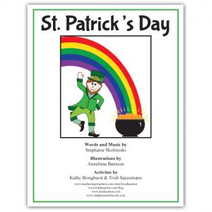 St. Patrick's Day Teacher Packet