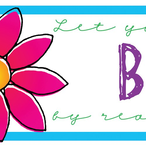 Blossom-Bookmark