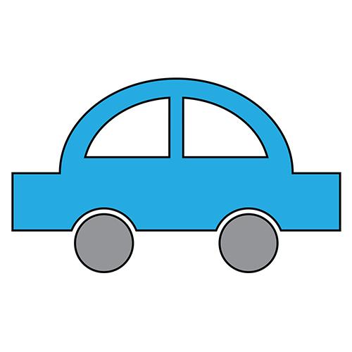 Father's Tools Clip Art: Car