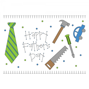 Father's Tools Clip Art