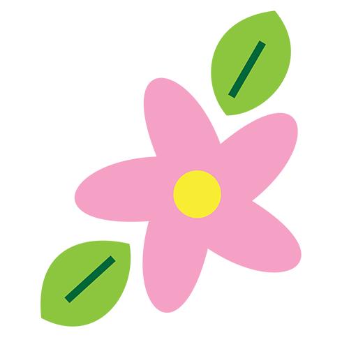 Mother's Day Bouquet Clip Art: Flower