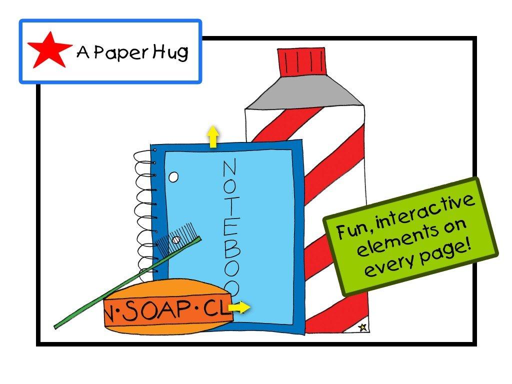 A Paper Hug iPad App