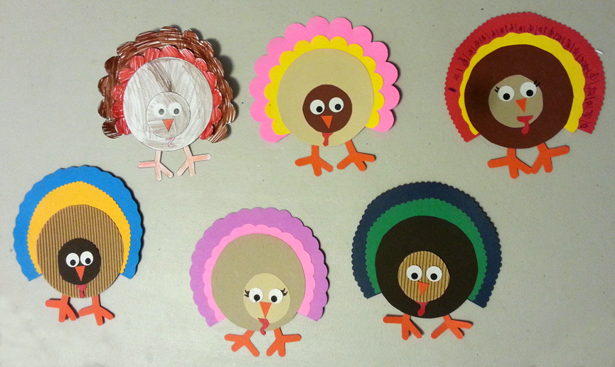 Turkey Craft Free Download #free #turkey #thanksgiving #craft