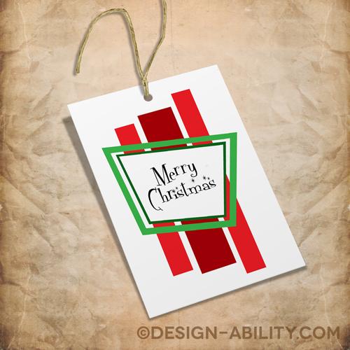 Christmas Gift Tags 2014