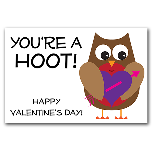 You're A Hoot! Gift Tags