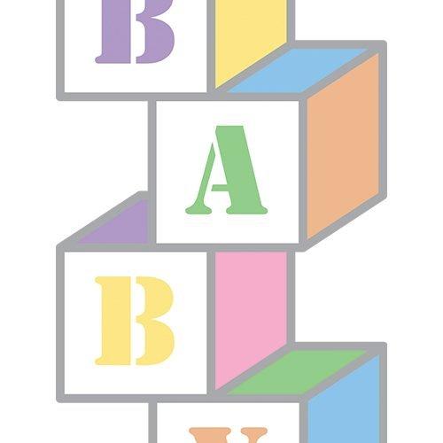 Clip Art Baby Blocks Clipart baby blocks clip art set designability