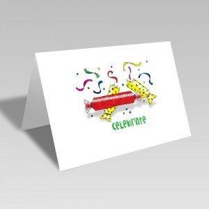 Celebrate Card - Operation: Celebration