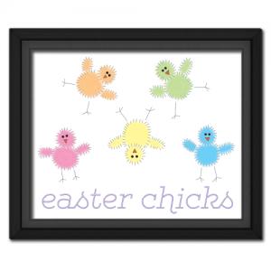 Easter Chicks pdf download