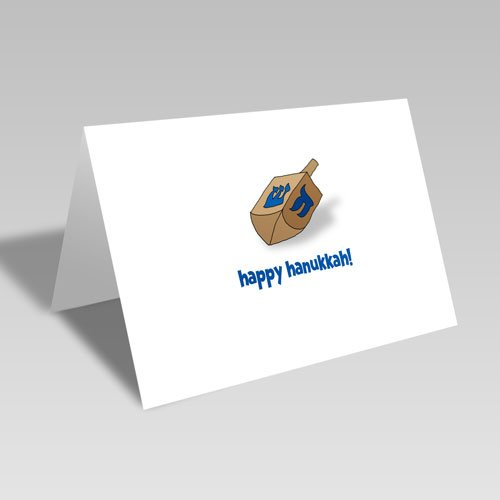 Happy Hanukkah Card - Operation: Celebration