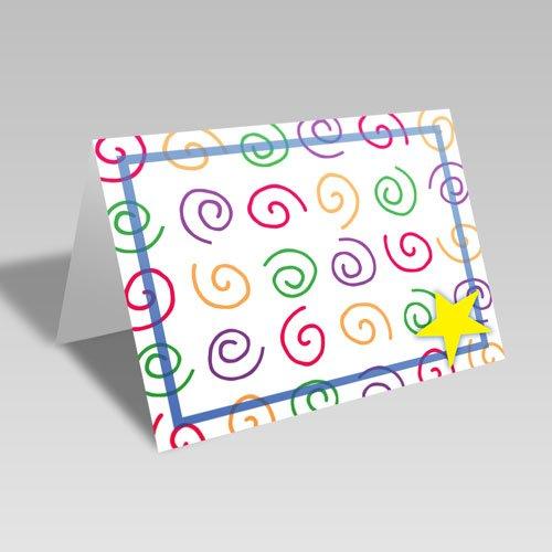 Idea Card: Colorful - A Paper Hug