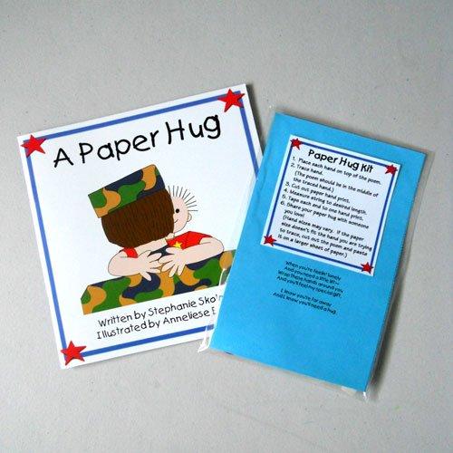 Paper Hug Book & Kit