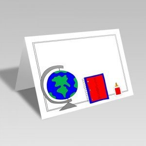 World History Card