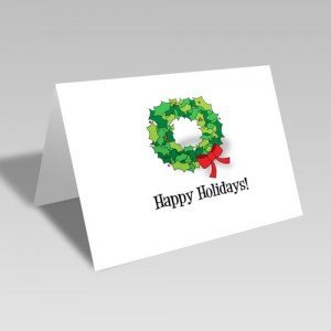 Happy Holidays Card - Operation: Celebration