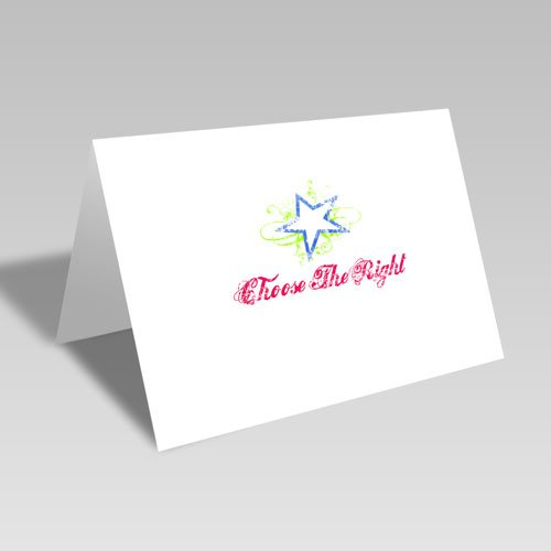 CTR Star Card #choosetheright