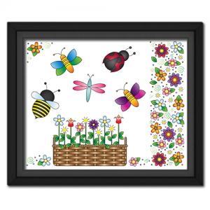 Flower Basket Picture