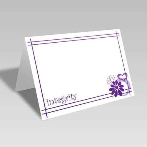 YW Lined - Integrity #lds #youngwomen