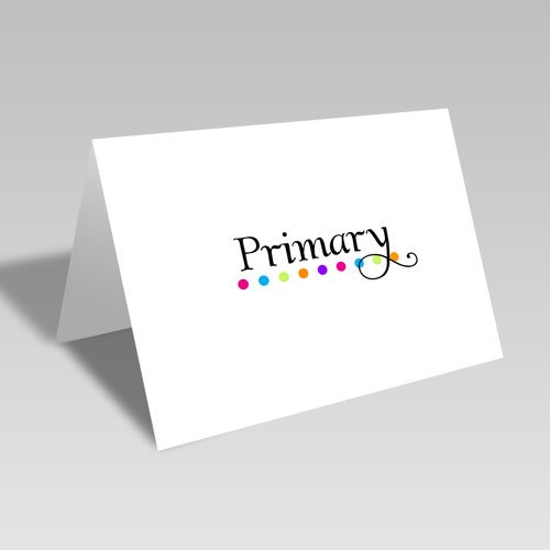 Primary Dots Card #ldsprimary