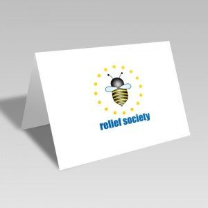 Relief Society Cards