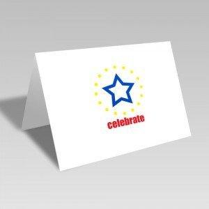 Celebrate Circular Card