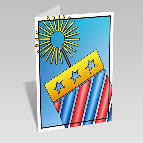 Firecracker Card