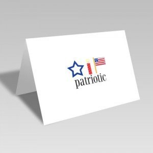 Patriotic Trio Card