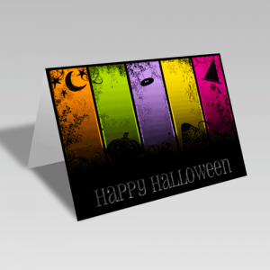 Something Halloween Card