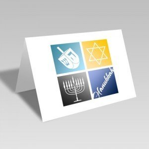 Hanukkah Fun Card