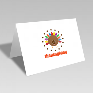 Thanksgiving Circular Card