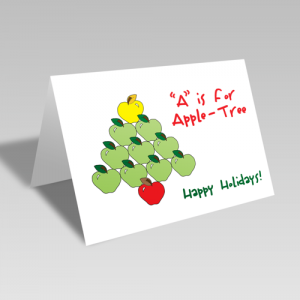 Apple Tree Card