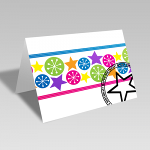 Birthday Stamp Card