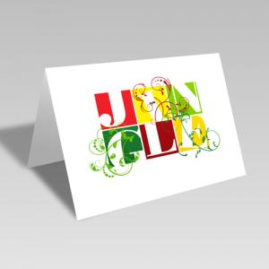 Jingle Boxes Card