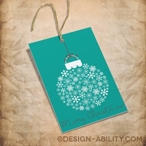 Christmas Gift Tags Set 3