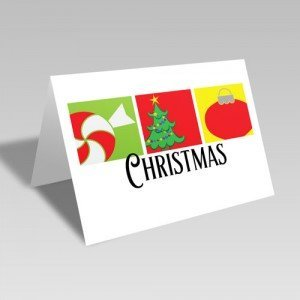 Boxed Christmas Card